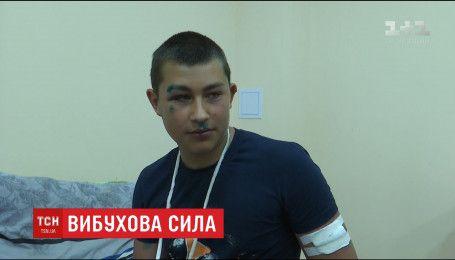 Двоє хлопців на Донеччині постраждали від вибуху невідомого пристрою