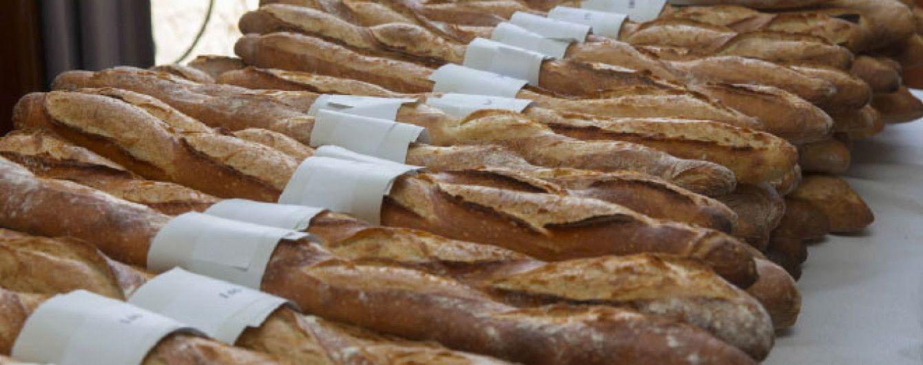 Во Франции выбрали пекаря, который будет кормить багетами нового президента и его окружение