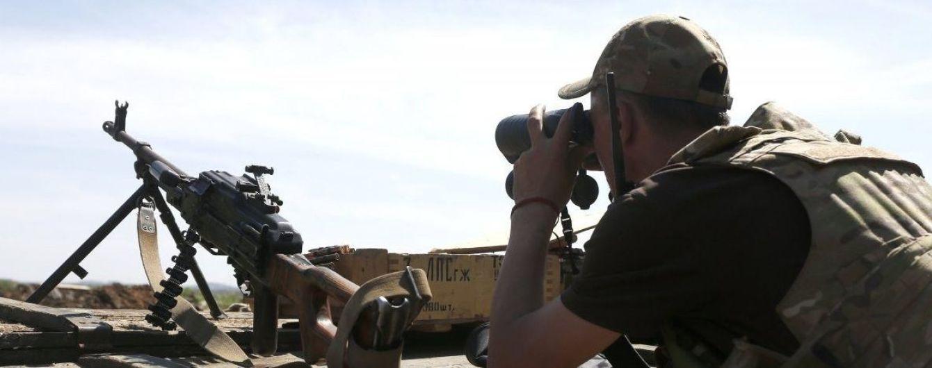 Вогонь у відповідь та мінометний обстріл поблизу Новотошківського. Дайджест АТО