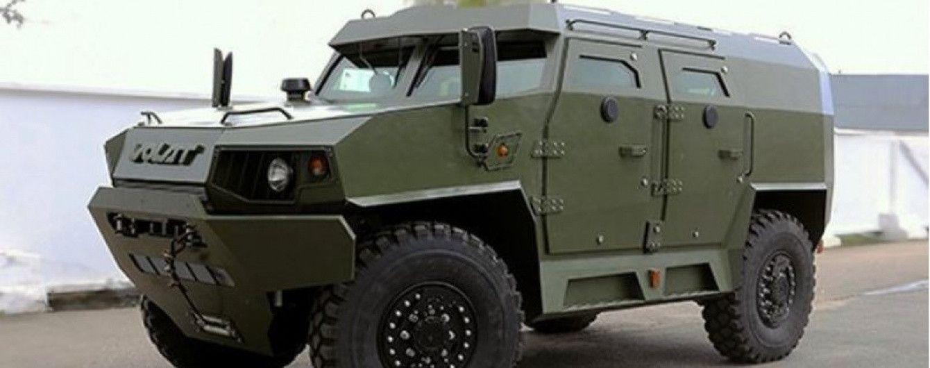 """Белорусы на выставке """"MILEX-2017"""" покажут новый бронеавтомобиль"""