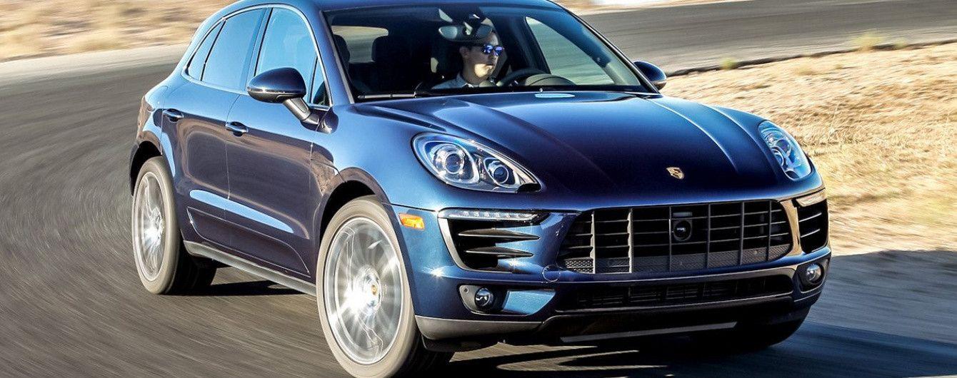 Porsche отзывает почти 60 000 кроссоверов Macan