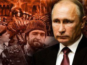 """Победобесие"" Путина"