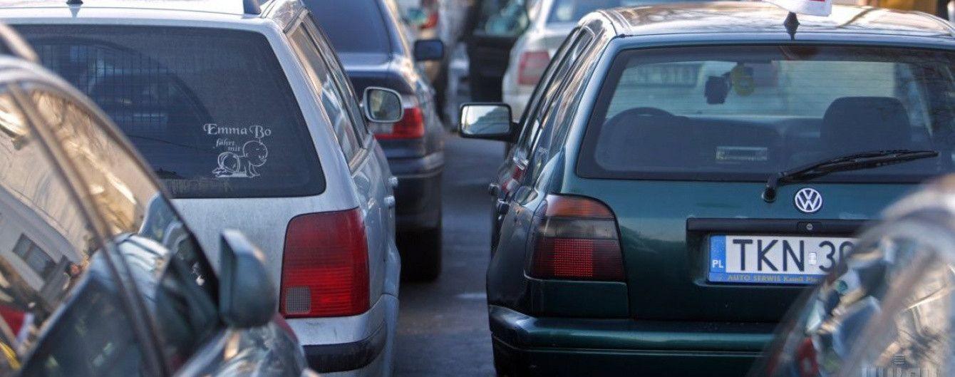 Почти 90% украинских водителей не используют ремни безопасности - исследование