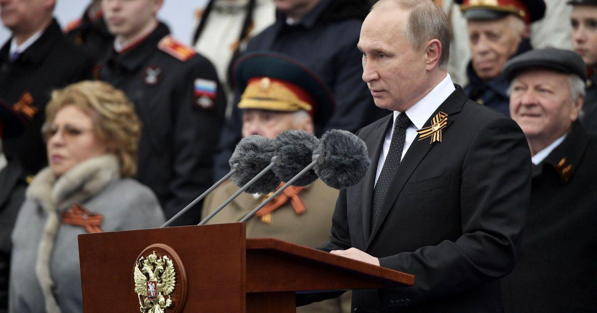 Военный парад в Москве @ Reuters