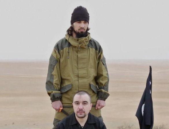 Страчений ІД російський офіцер Євген Петренко