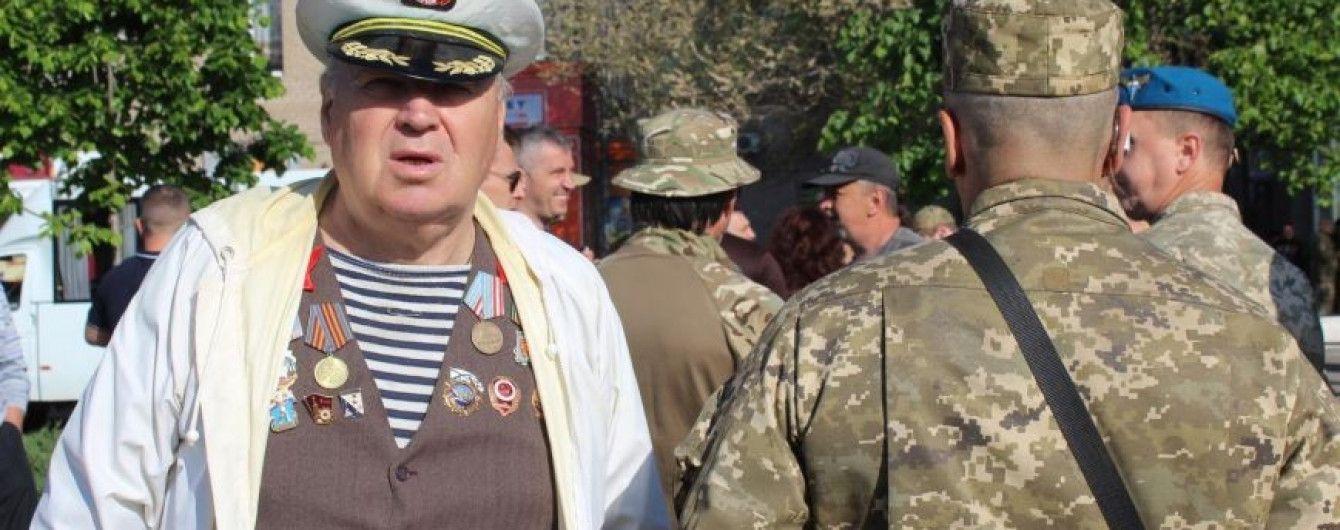 В Запорожье во время акций к 9 мая в противостоянии столкнулись около 500 человек - СМИ