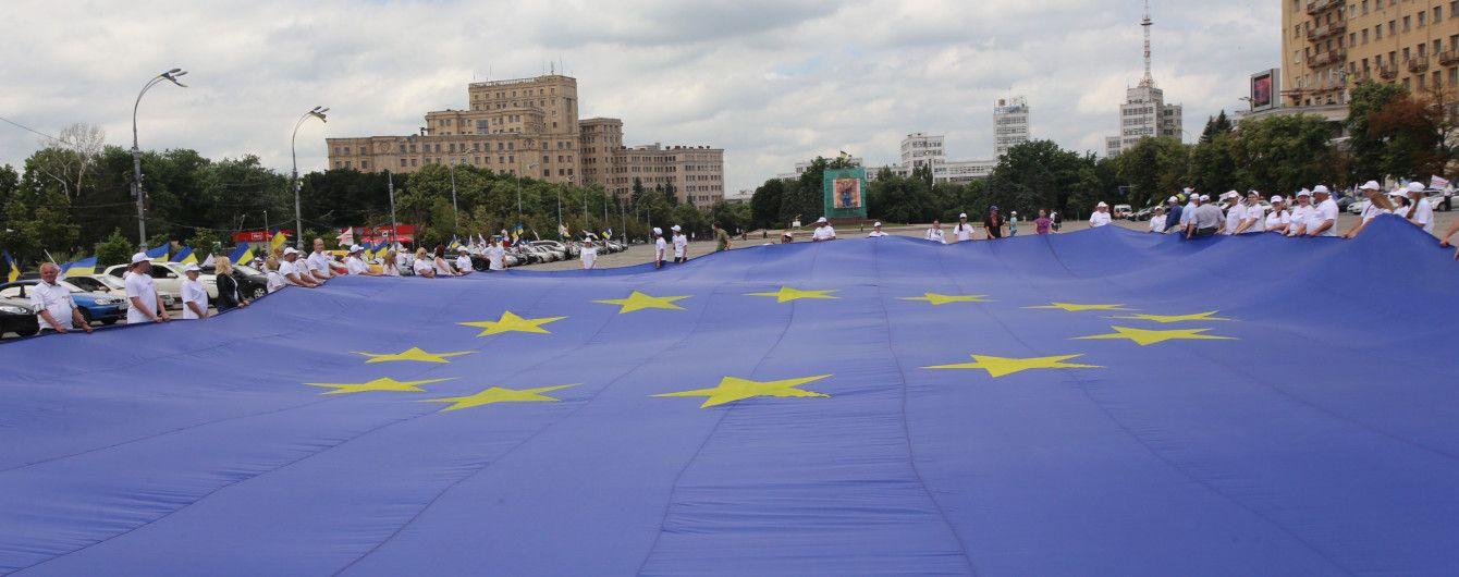 В Харькове эвакуировали сотни людей из самой большой площади Украины