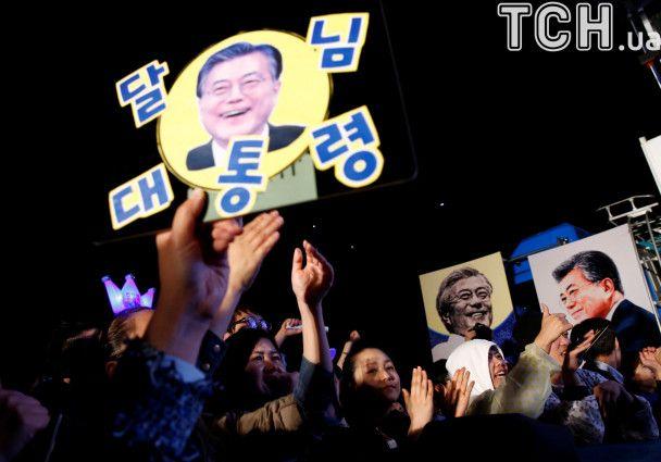 Стало відомо, хто лідирує на виборах президента Південної Кореї