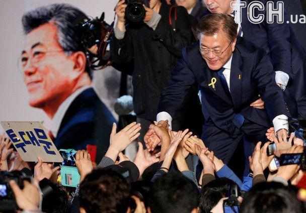 Стало известно, кто лидирует на выборах президента в Южной Корее