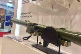 На выставке оружия в Турции впервые показали новый украинский гранатомет