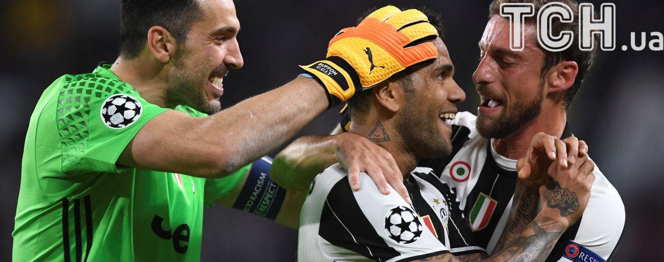 """""""Ювентус"""" вдруге переміг """"Монако"""" і вийшов у фінал Ліги чемпіонів"""