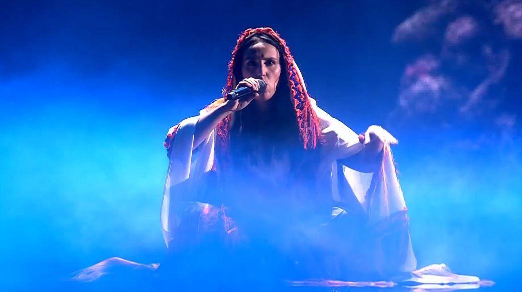 """Джамала у першому півфіналі """"Євробачення-2017""""_3"""
