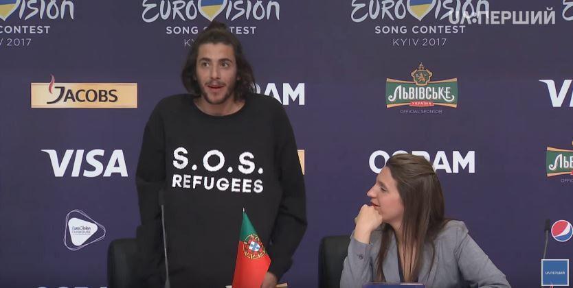 """Представник Португалії на """"Євробаченні-2017"""""""