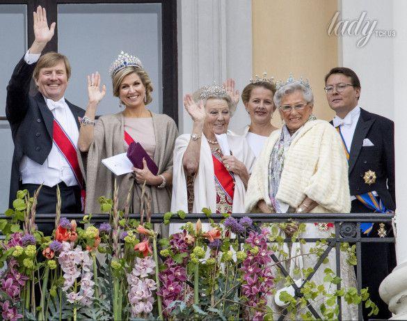 Королева Нидерландов Максима и король Виллем-Александр_1