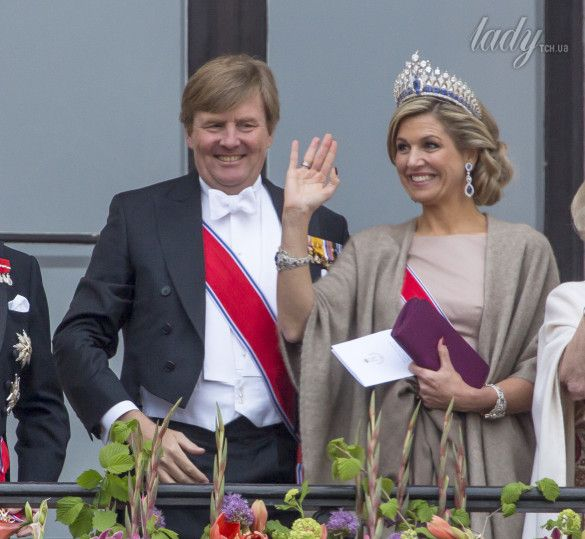 Королева Нидерландов Максима и король Виллем-Александр_2