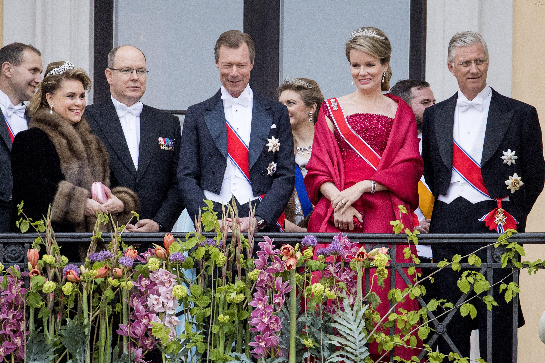 Бельгийский король Филипп и королева Матильда_2