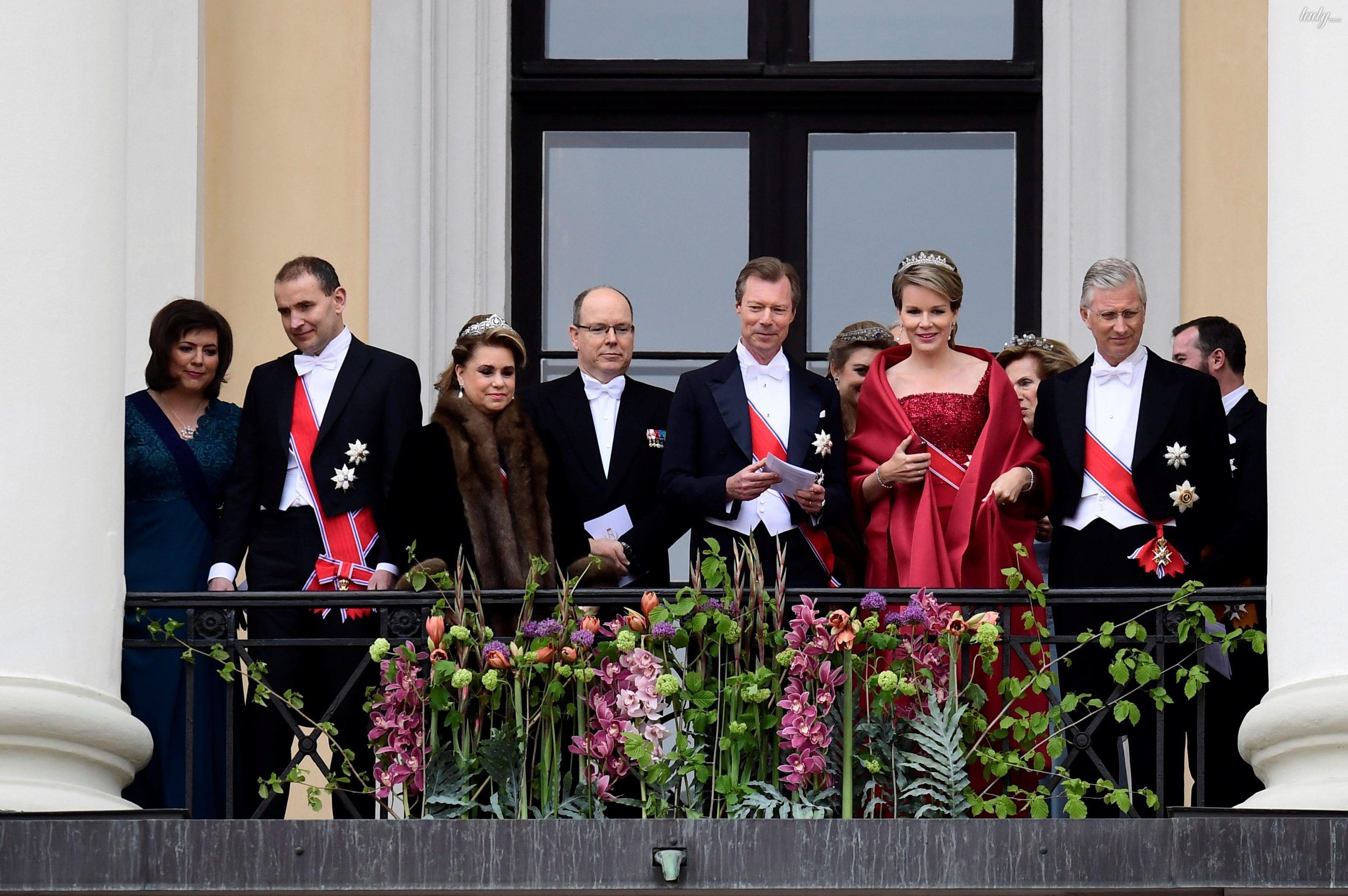 Празднования 80-летие короля Харальда и королевы Норвегии Сони _1