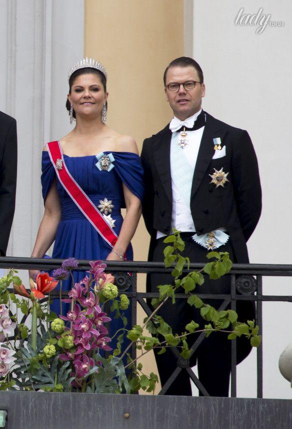 Шведская кронпринцесса Виктория