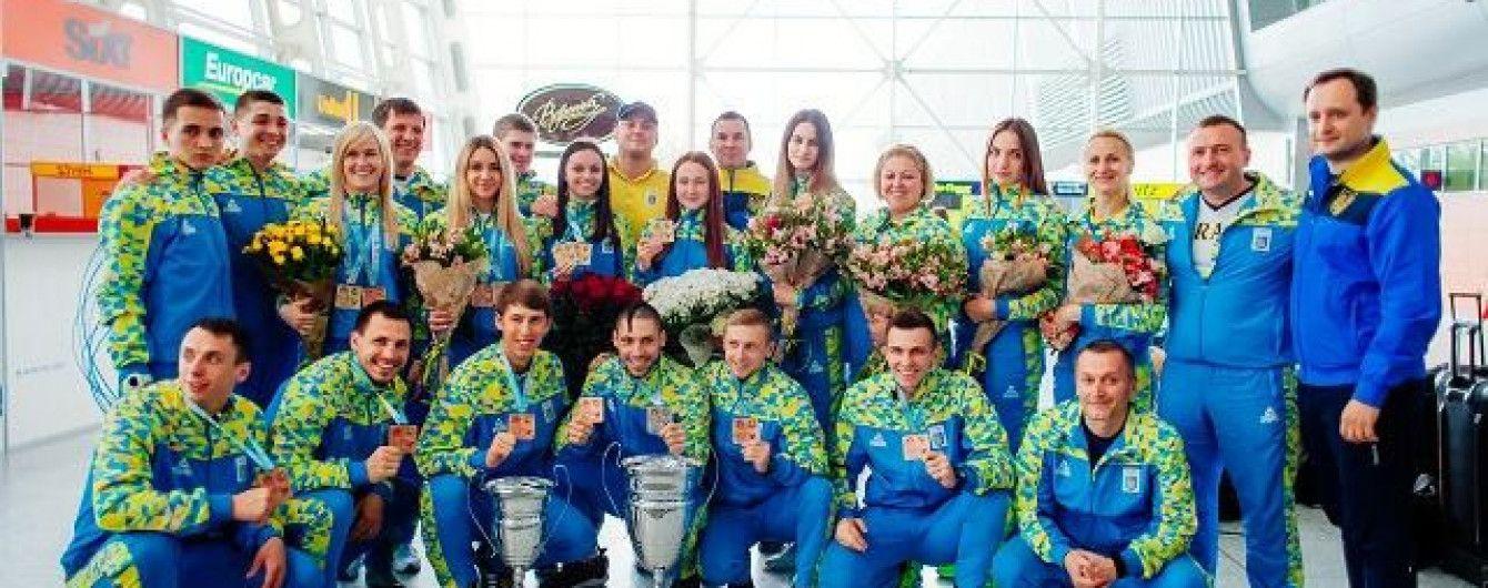 Украинские каратисты триумфально выступили на чемпионате Европы в Турции