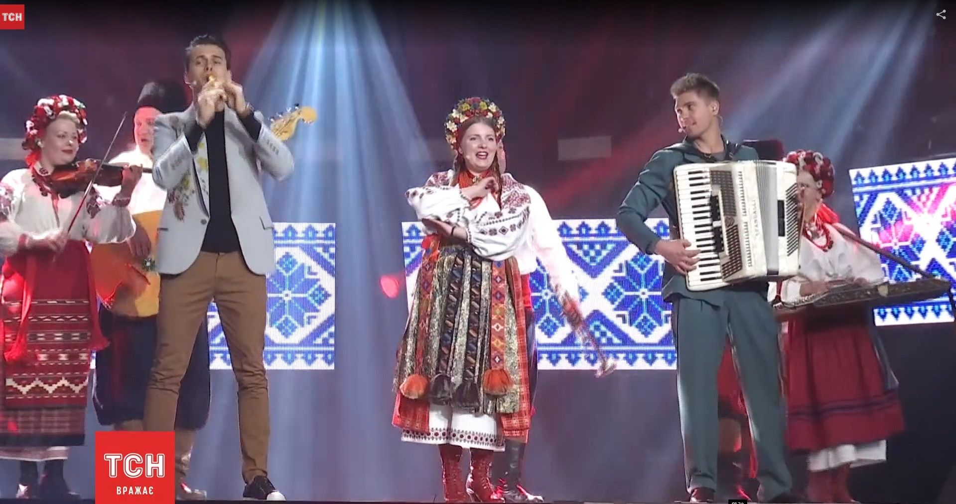 """Ведучі """"Євробачення-2017"""" на репетиції гопака_2"""