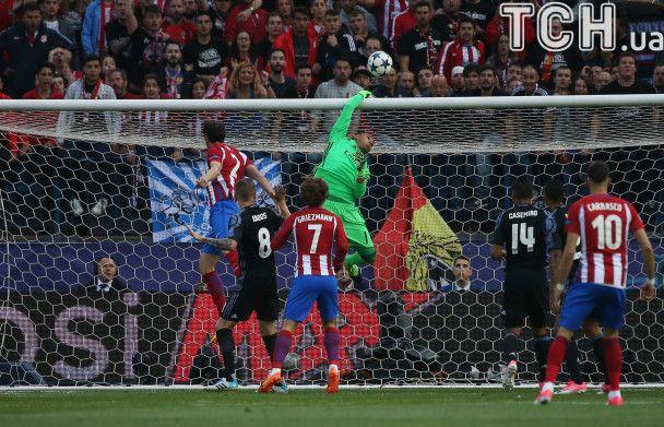 """Мадридская драма. Как """"Атлетико"""" не смог дожать """"Реал"""" в битве за путевку в Кардифф"""