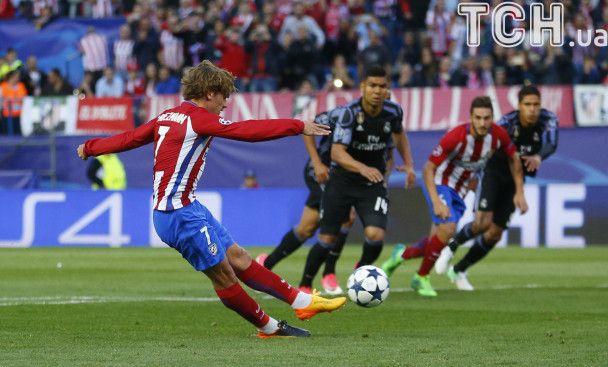 """Мадридська драма. Як """"Атлетіко"""" не зміг дотиснути """"Реал"""" у битві за путівку до Кардіффа"""