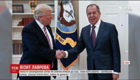 Лавров обсудил украинский вопрос с администрацией Трампа