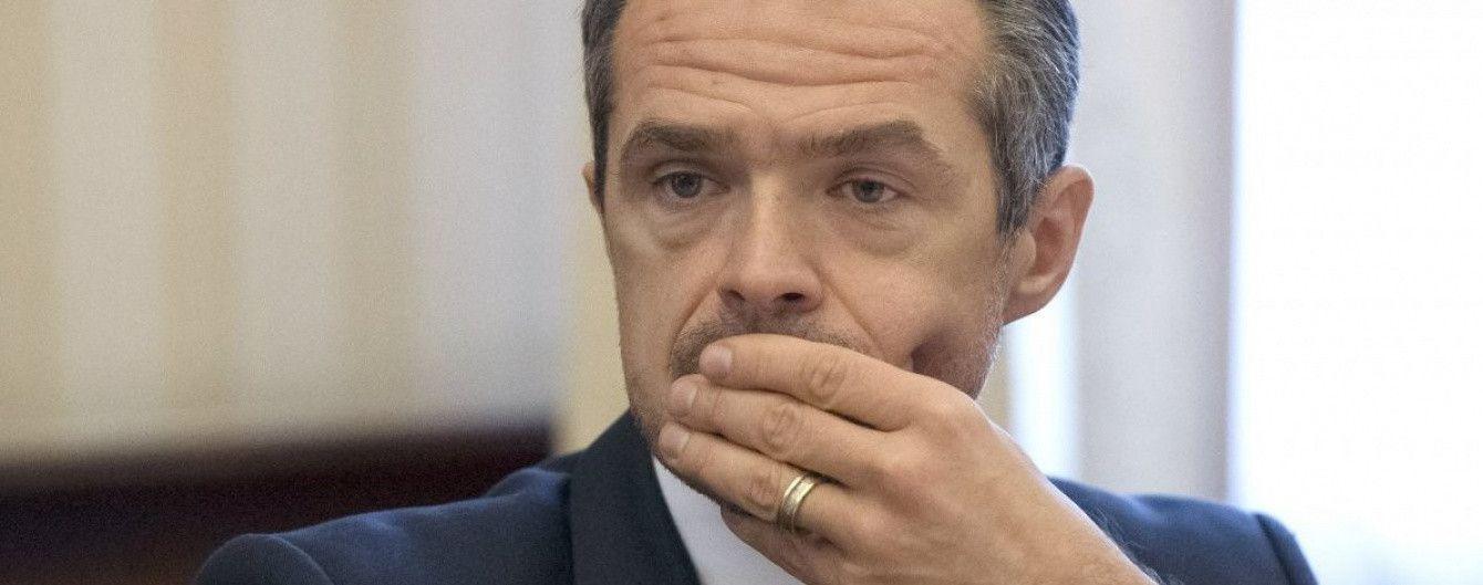 """Руководителя """"Укравтодора"""" вызывают в Польшу на допрос по делу мошеннической финансовой пирамиды"""