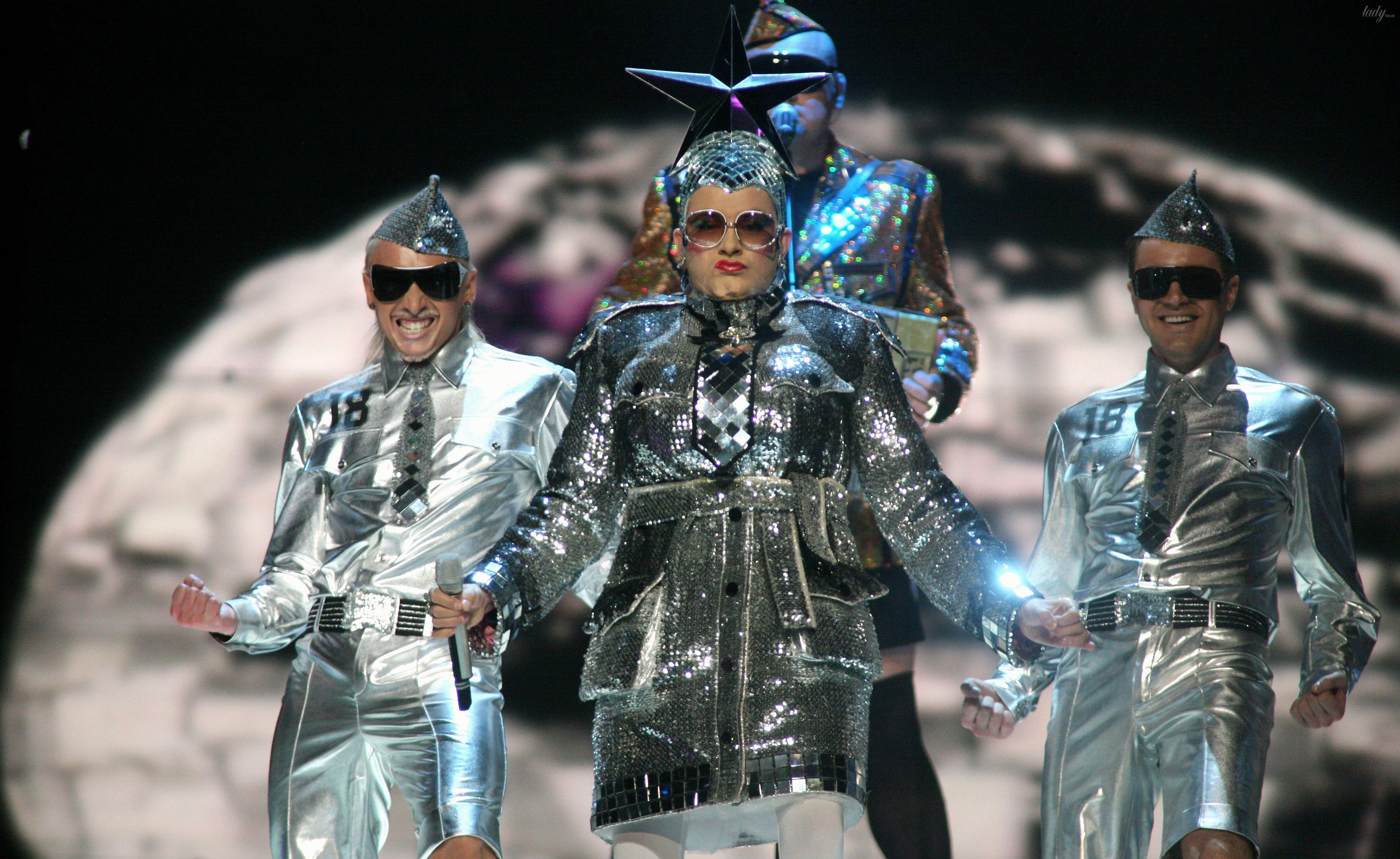 """Верка Сердючка на """"Евровидение-2007""""_2"""