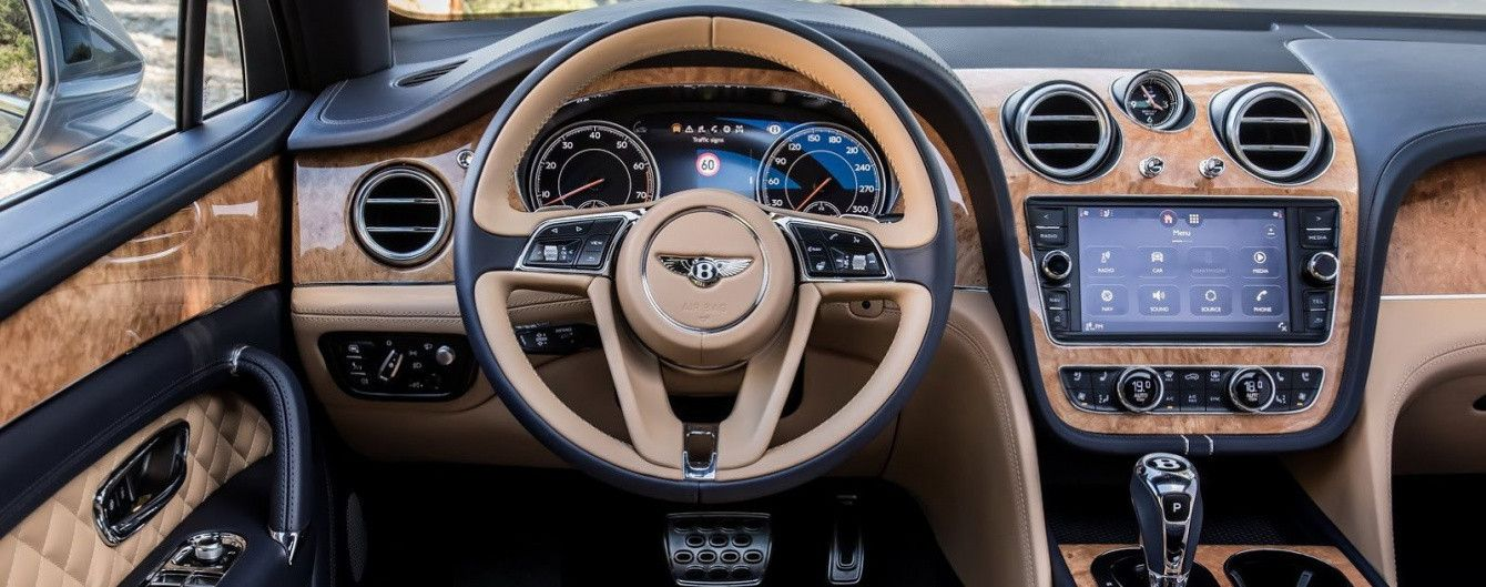 Bentley начнет выпуск автомобилей для вегетарианцев