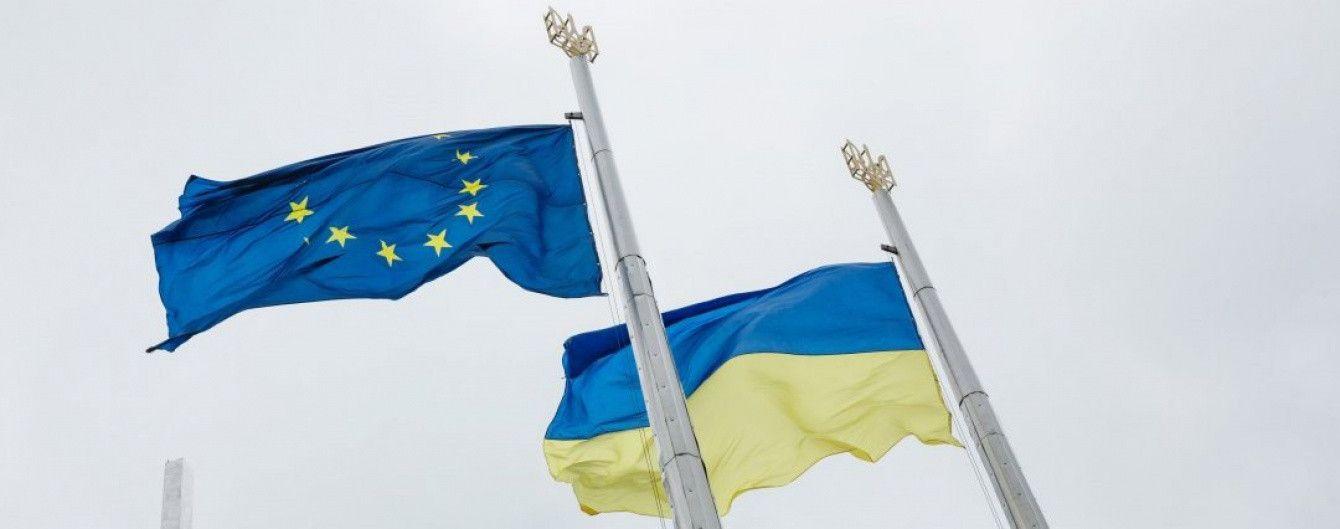 Ключевые шаги Украины на пути к безвизу. Инфографика
