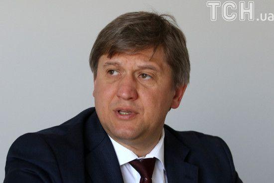 Генпрокуратура перевіряє можливу причетність міністра Данилюка до фінансових злочинів Януковича
