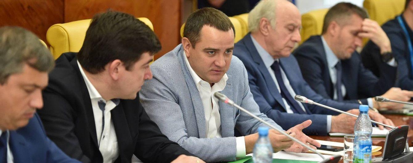 Президент ФФУ Павелко получил должность в ФИФА