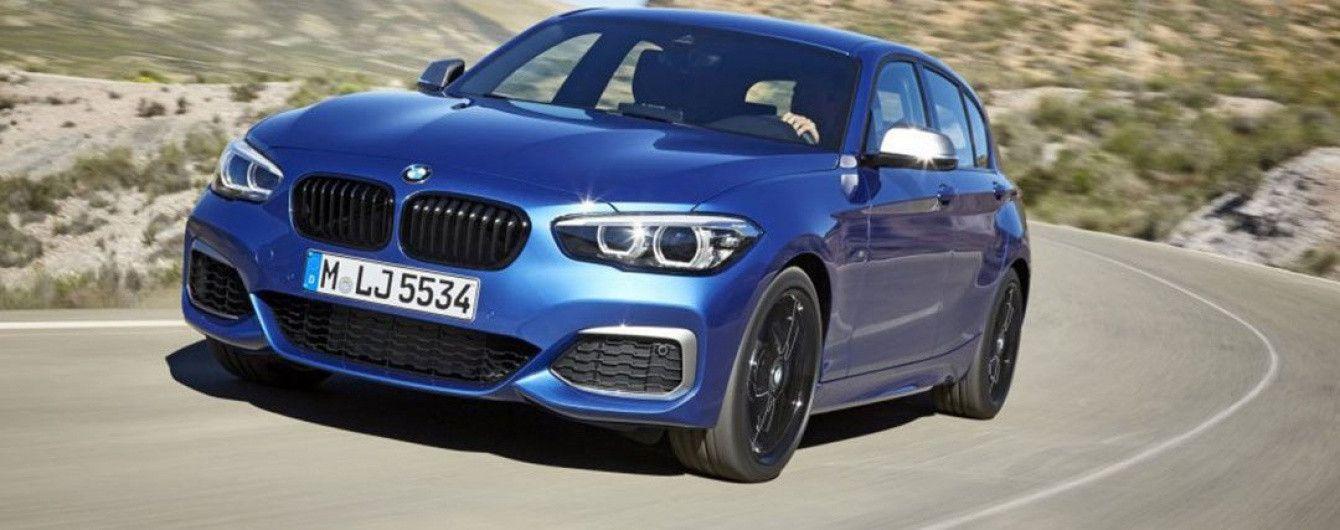 """BMW обновила """"копейку"""" и """"двойку"""""""