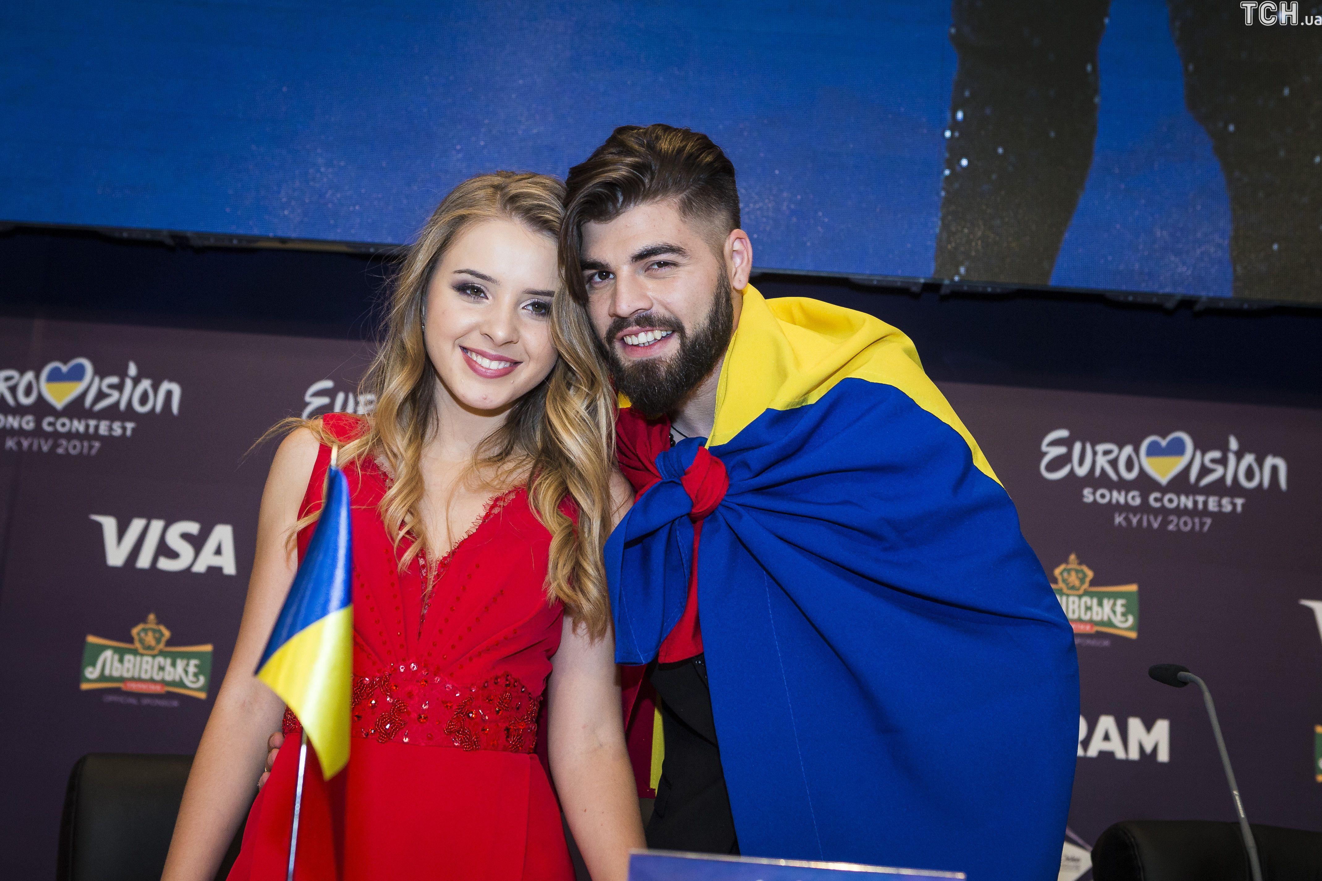 """Прес-конференція фіналістів другого півфіналу """"Євробачення-2017""""_3"""
