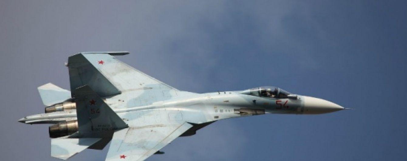 Небезпечне зближення: Су-27 РФ пролетів за шість метрів від літака ВПС США - ЗМІ