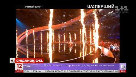 Як проходив та чим здивував другий півфінал Євробачення
