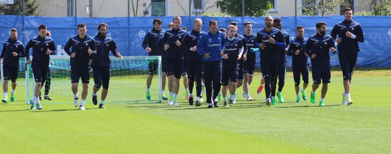 Німецький клуб не подовжуватиме контракти з трьома українцями