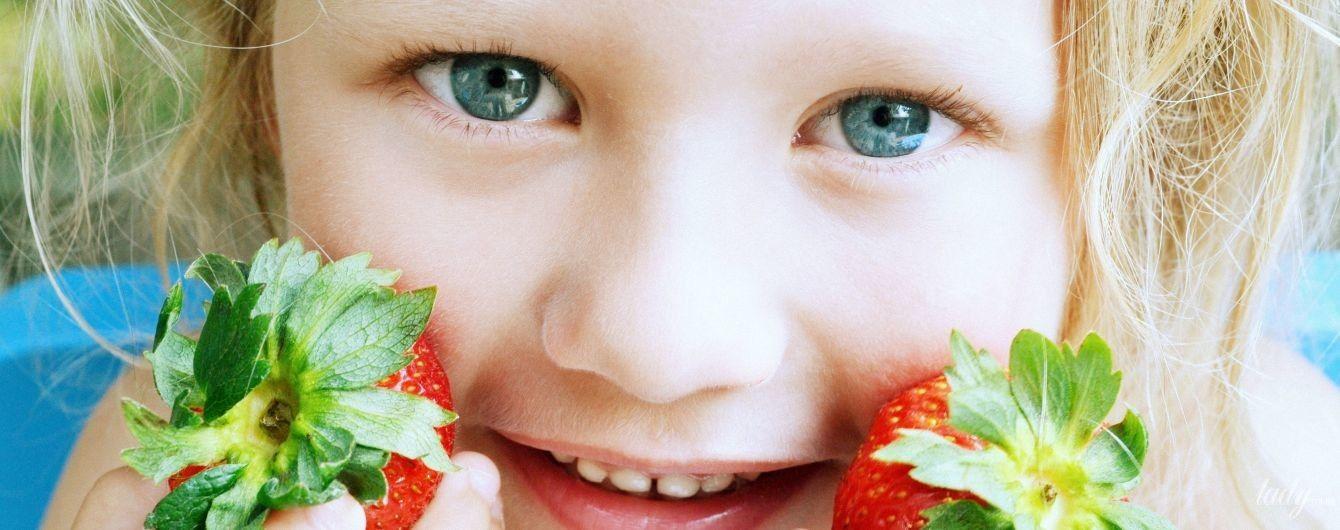 Клубника в детском рационе: мнения специалистов