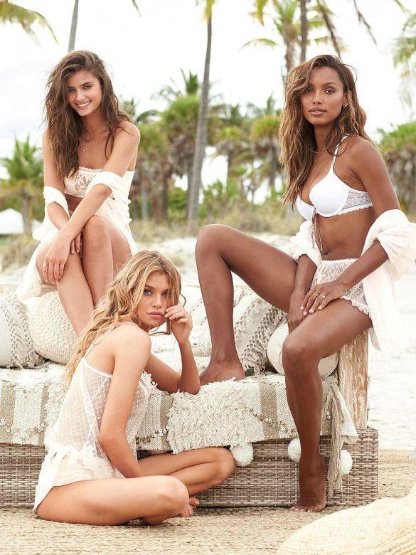 ангелы Victoria's Secret_5