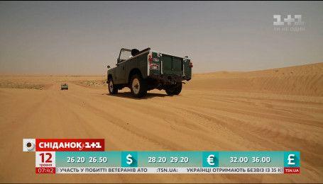 Мій путівник. Дубай - у пустелю до старого бедуїна