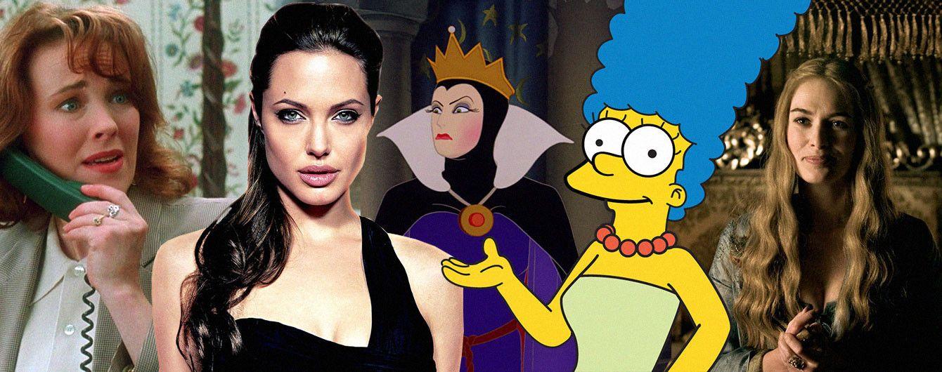 Заботливая Мардж Симпсон или звездная Анджелина Джоли. Пройдите тест, какая вы мать