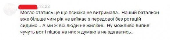 Тарас Гап'як, коментарі_1