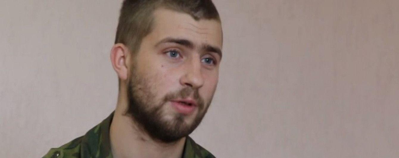 """У Штабі АТО відповіли на відео допиту в """"ЛНР"""" бійця: юнак міг добровільно здатися бойовикам"""
