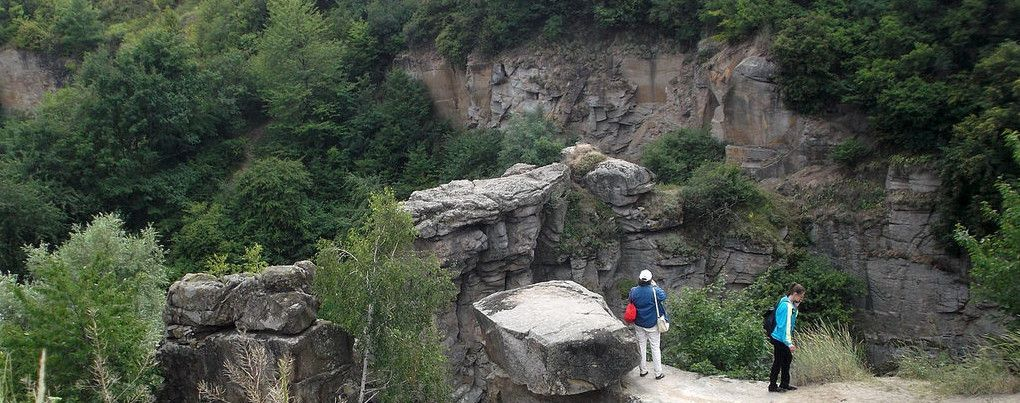 Буцький каньйон