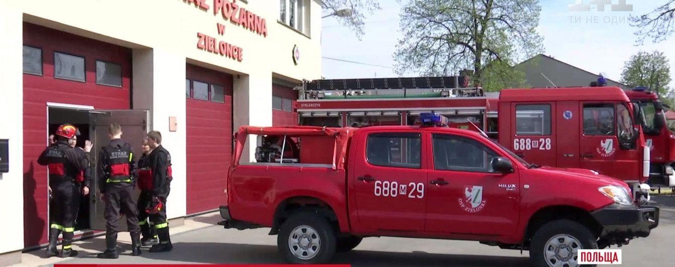 В Украине появятся пожарные-волонтеры по польскому образцу