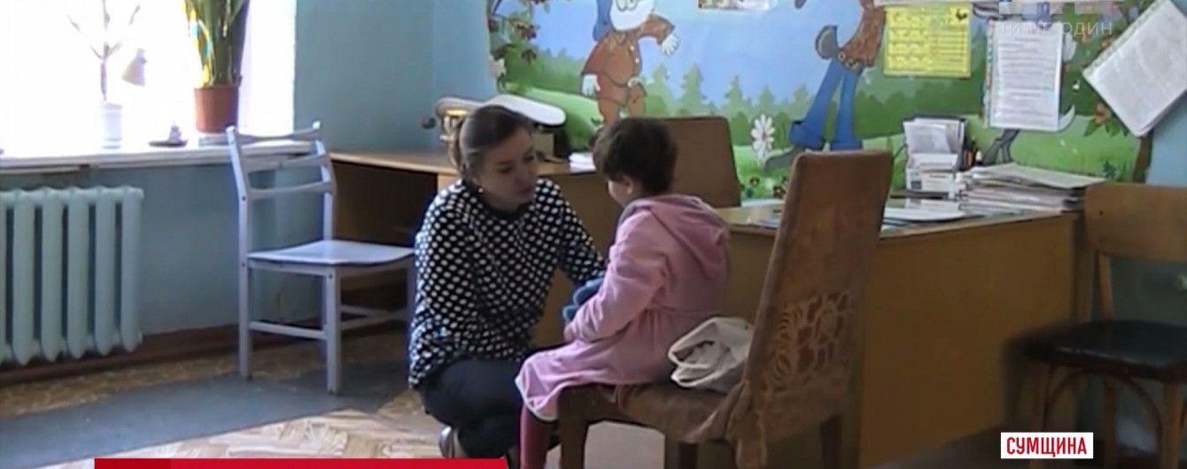 На Сумщине голодная и раздетая 7-летняя девочка почти сутки просидела на вокзале