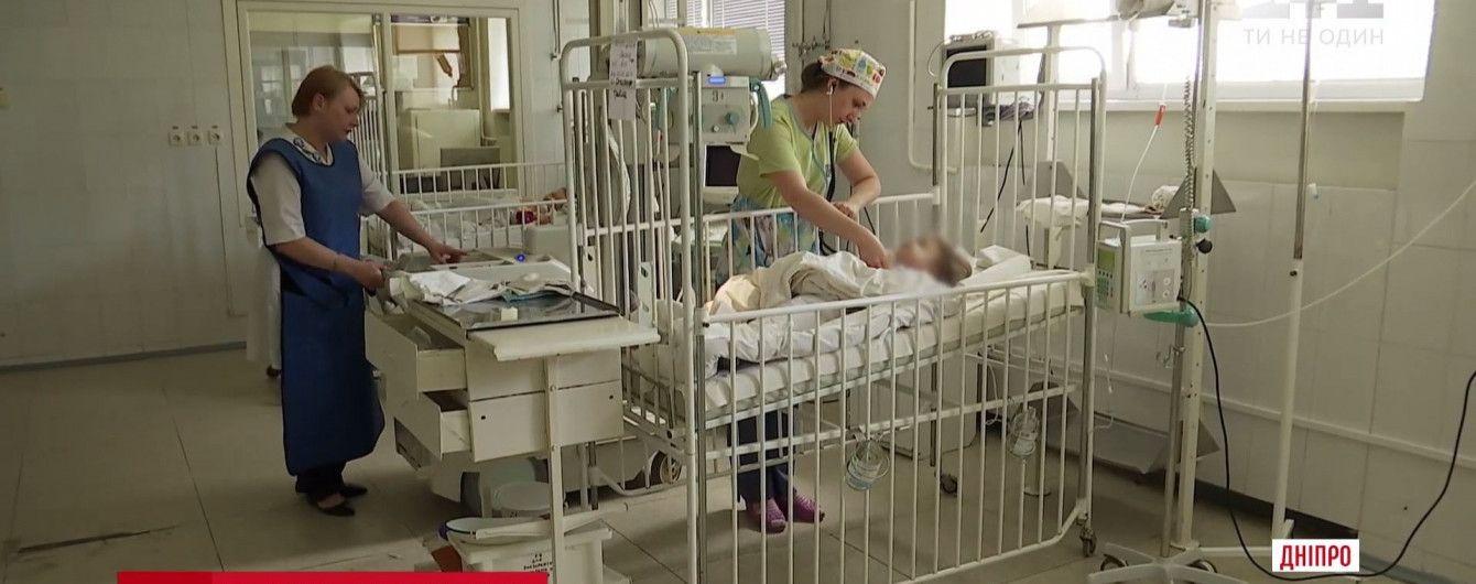 Счастливое падение: в Днепре ребенок пролетел 5 этажей и не получил серьезных травм