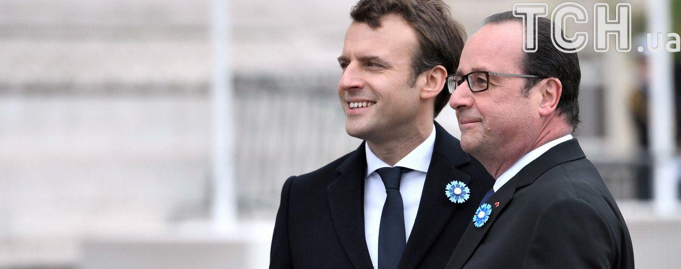 Победа Макрона во Франции показала перемены в европейской политике - The Guardian