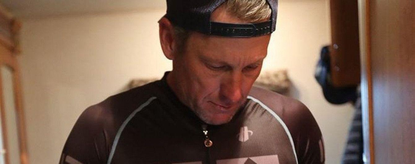 Легендарний велогонщик Армстронг кумедно спростував новину про свою смерть